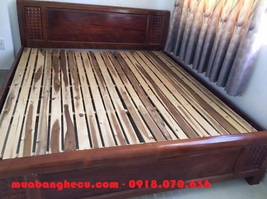 giường ngủ 1m8 giá rẻ