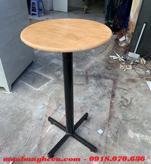 bàn ghế quầy bar cũ