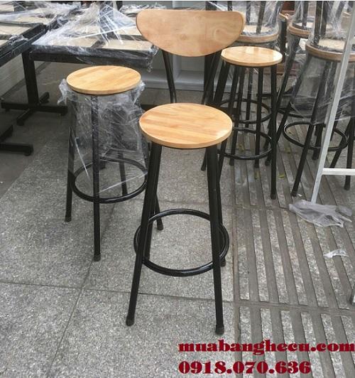 ghế quầy bar thanh lý tphcm