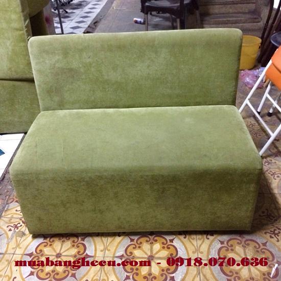 Ghế Sofa Đôi 1m Cũ