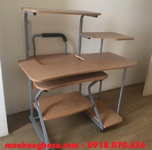 thanh lý bàn học sinh bằng gỗ