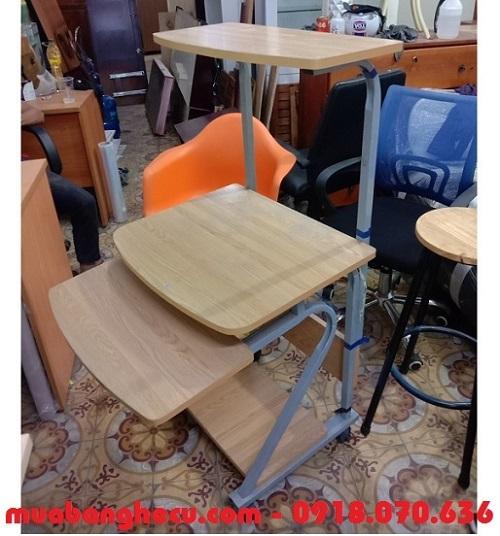 mua bán bàn gỗ cũ cho học sinh