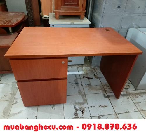 bàn gỗ cũ cho văn phòng