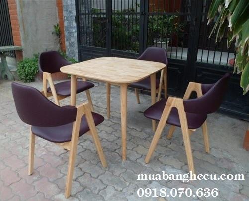 bàn ghế trà sữa thanh lý giá rẻ tại tphcm