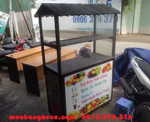 mua bán quầy cafe tại tphcm