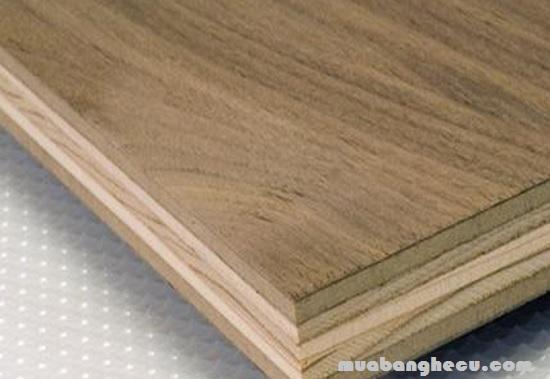 Walnut Plywood (ván ép được làm từ gỗ óc chó)