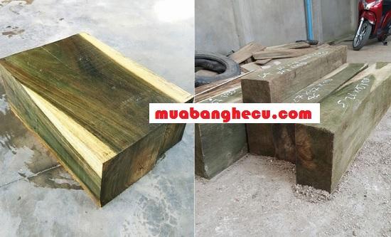 Gỗ đổi màu là gỗ gì?