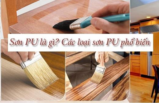 sơn PU là gì?